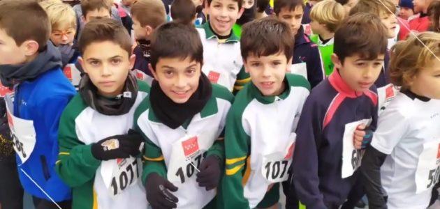 Chicos Cross de la Comunidad de Madrid